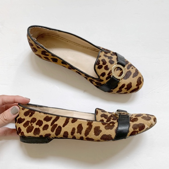 Victoria's Secret Shoes - Victoria's Secret Calf Hair Cheetah Ballet Flat 7